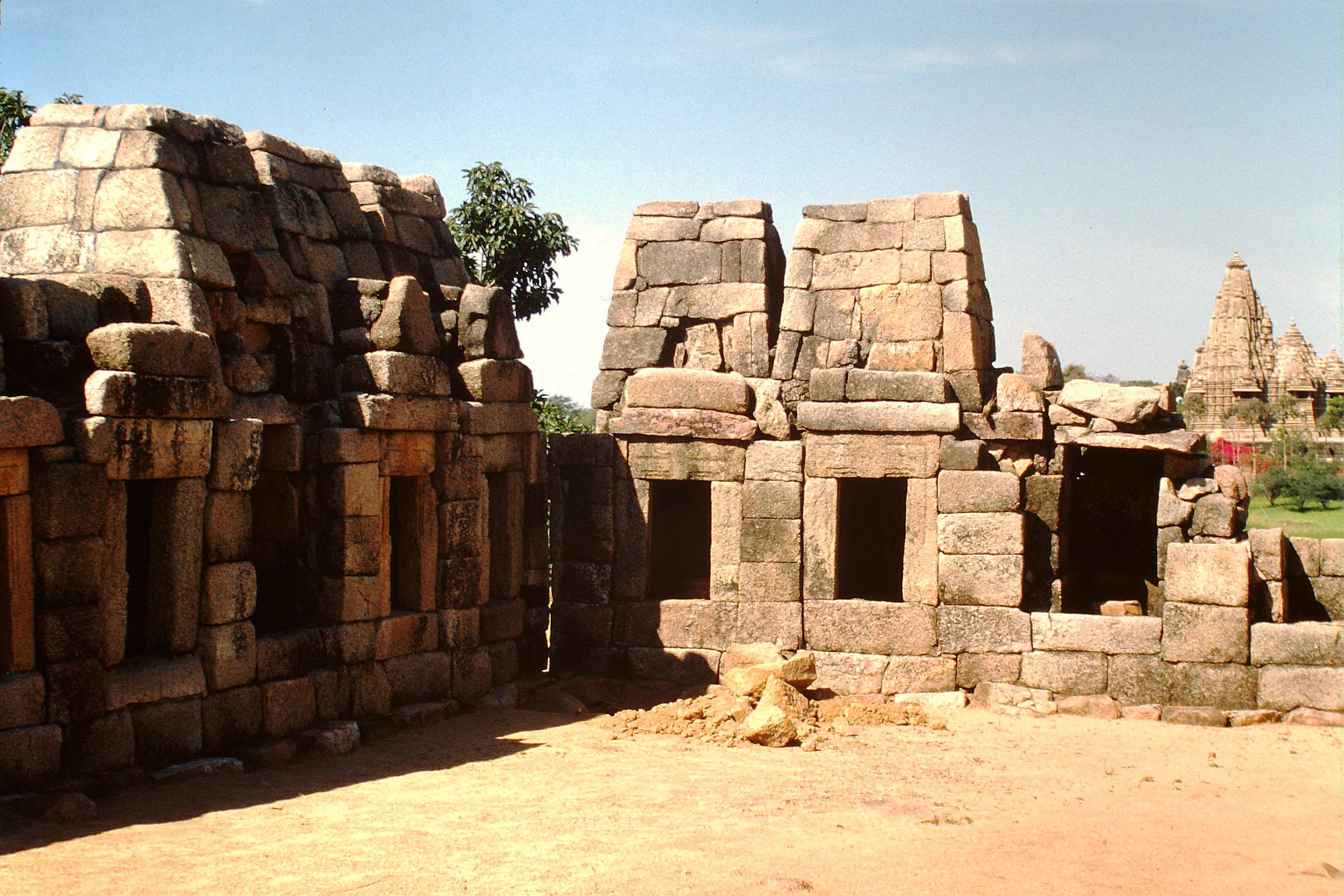 Chausath Yogini Temple, Madhya Pradesh