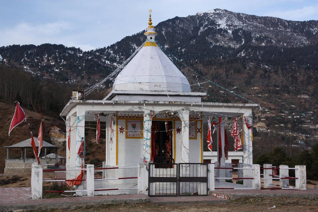 Nanda Devi Temple, Uttarakhand