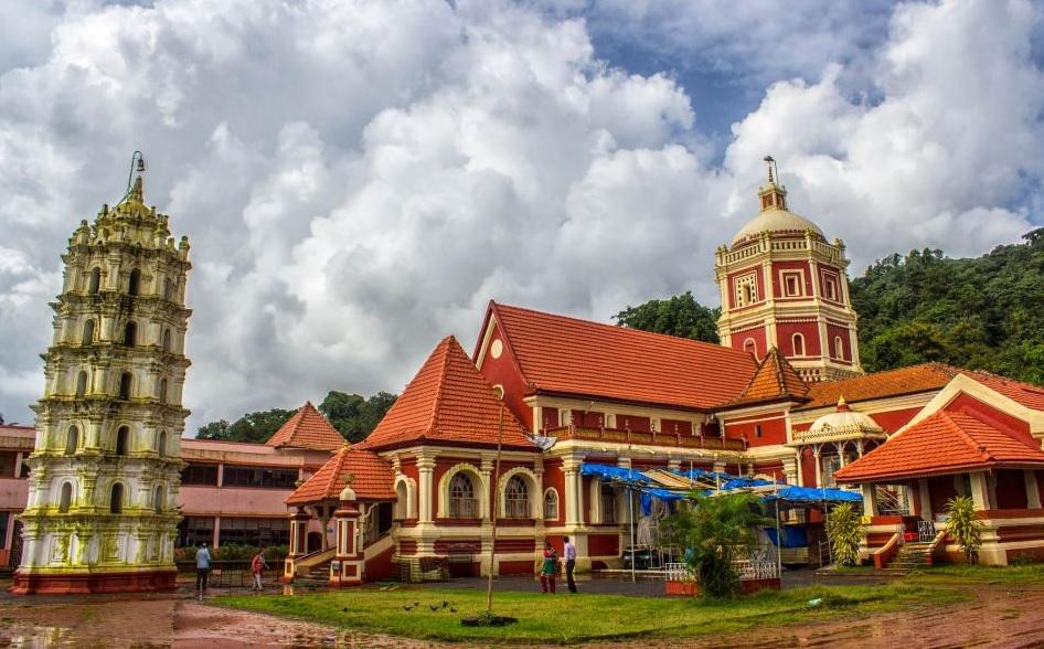Shri Shantadurga Temple, Kavlem, Goa