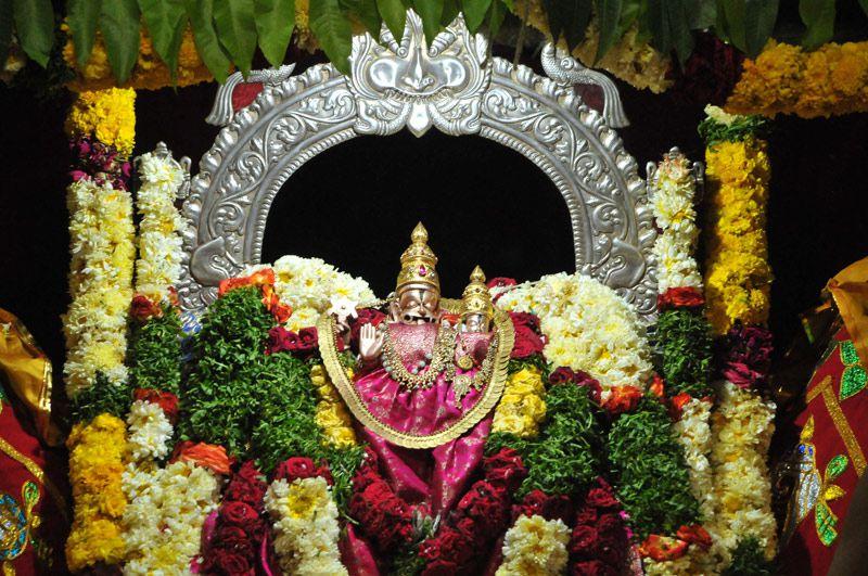 Yadadri Lakshmi Narasimha Swami Temple