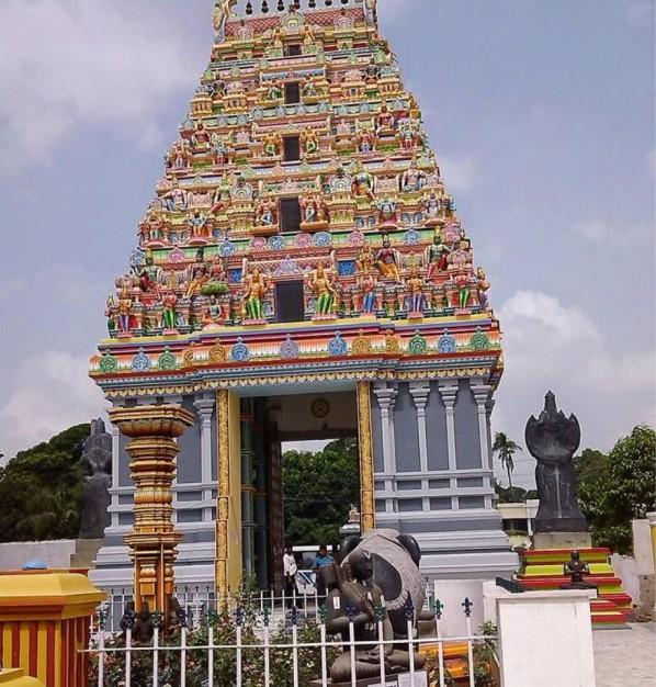 Vishnudham Mandir, Bihar
