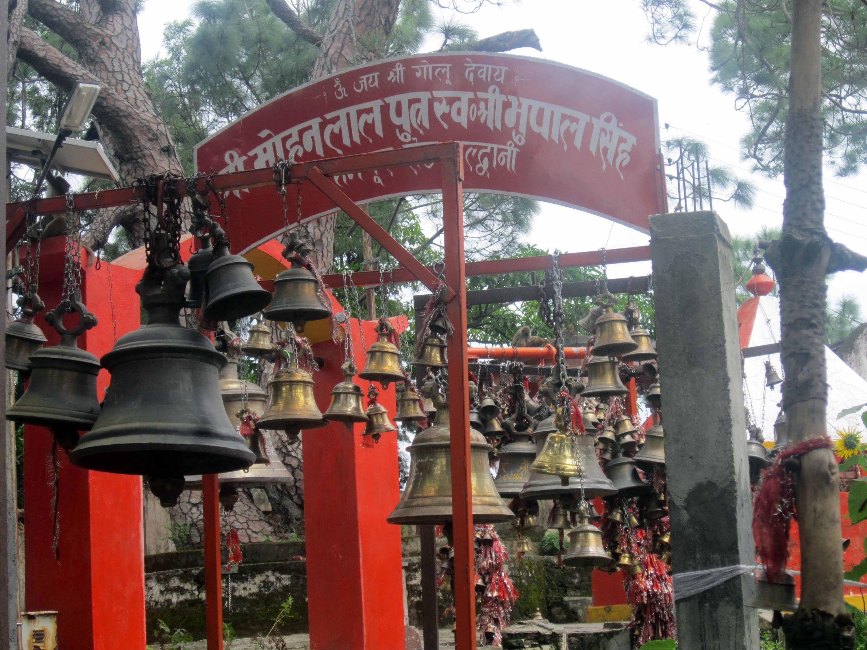Golu Devta Temple, Uttarakhand