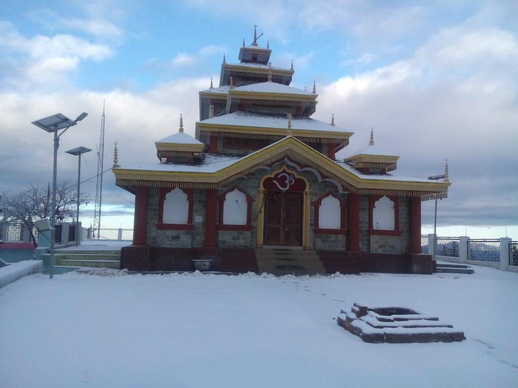 Surkanda Temple, Uttarakhand - Info, Timings, Photos, History