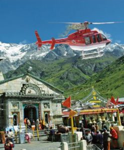 Do Dham yatra by Helicopter - India Pilgrim Tour Packages - templePurohit
