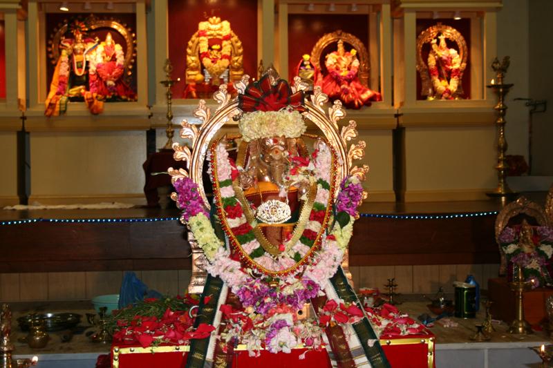 Katpaga Vinayagar Temple, Homebush West, NSW