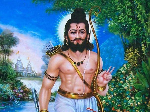 Parasurama Avatar Bhagwan parshuram - the sixth avatar of lord vishnu