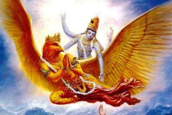 Maha Vishnu Vahana - Garuda