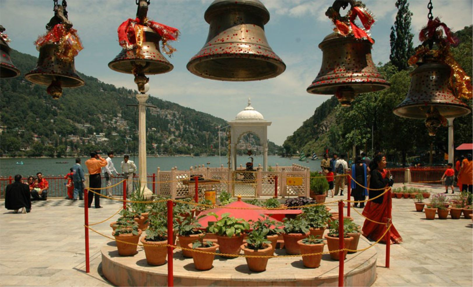 Naina Devi Temple, Uttarakhand  IMAGES, GIF, ANIMATED GIF, WALLPAPER, STICKER FOR WHATSAPP & FACEBOOK