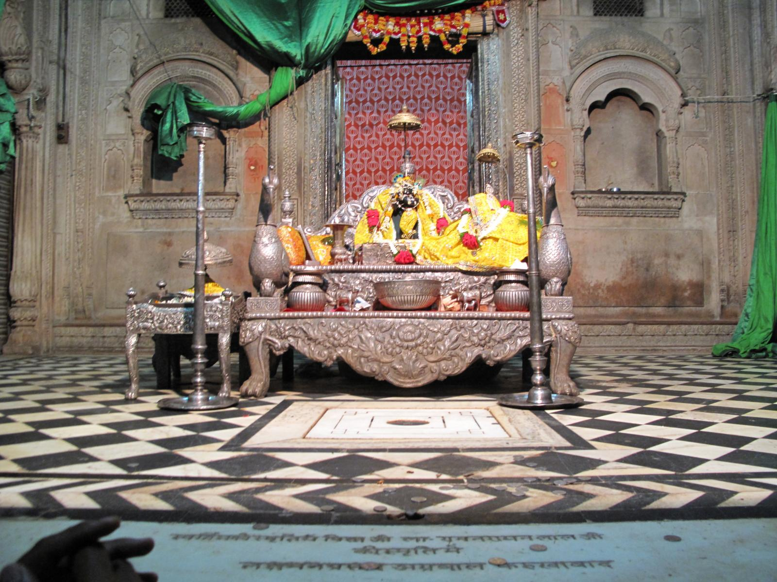 Shri Radha Raman Temple of Kanchipur