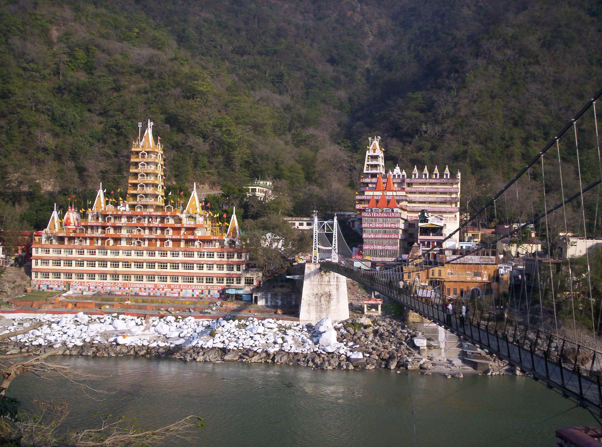 Rishikesh, Uttarakhand - Info, Timings, Photos, History