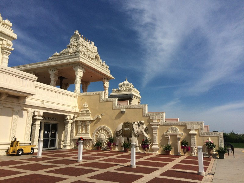 SRI VENKATESWARA SWAMI TEMPLE OF GREATER CHICAGO AURORA