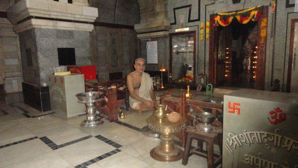 Shantadurga Kalangutkarin Temple, Nanora
