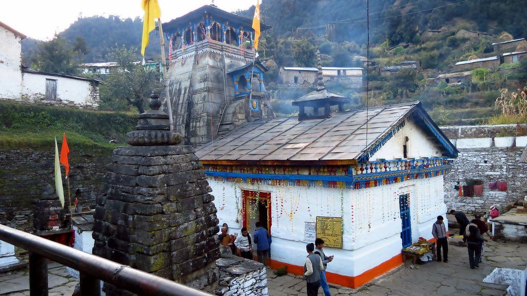 Triyuginarayan Temple, Uttarakhand