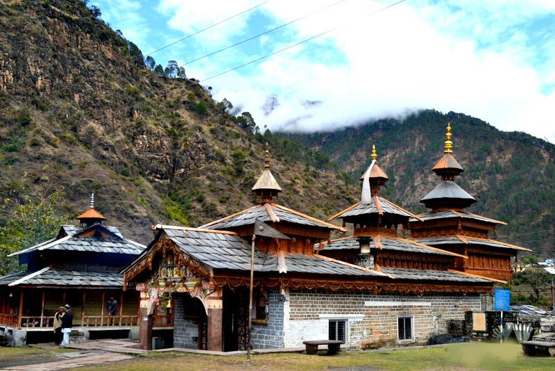 Mahasu Devta Temple, Uttarakhand
