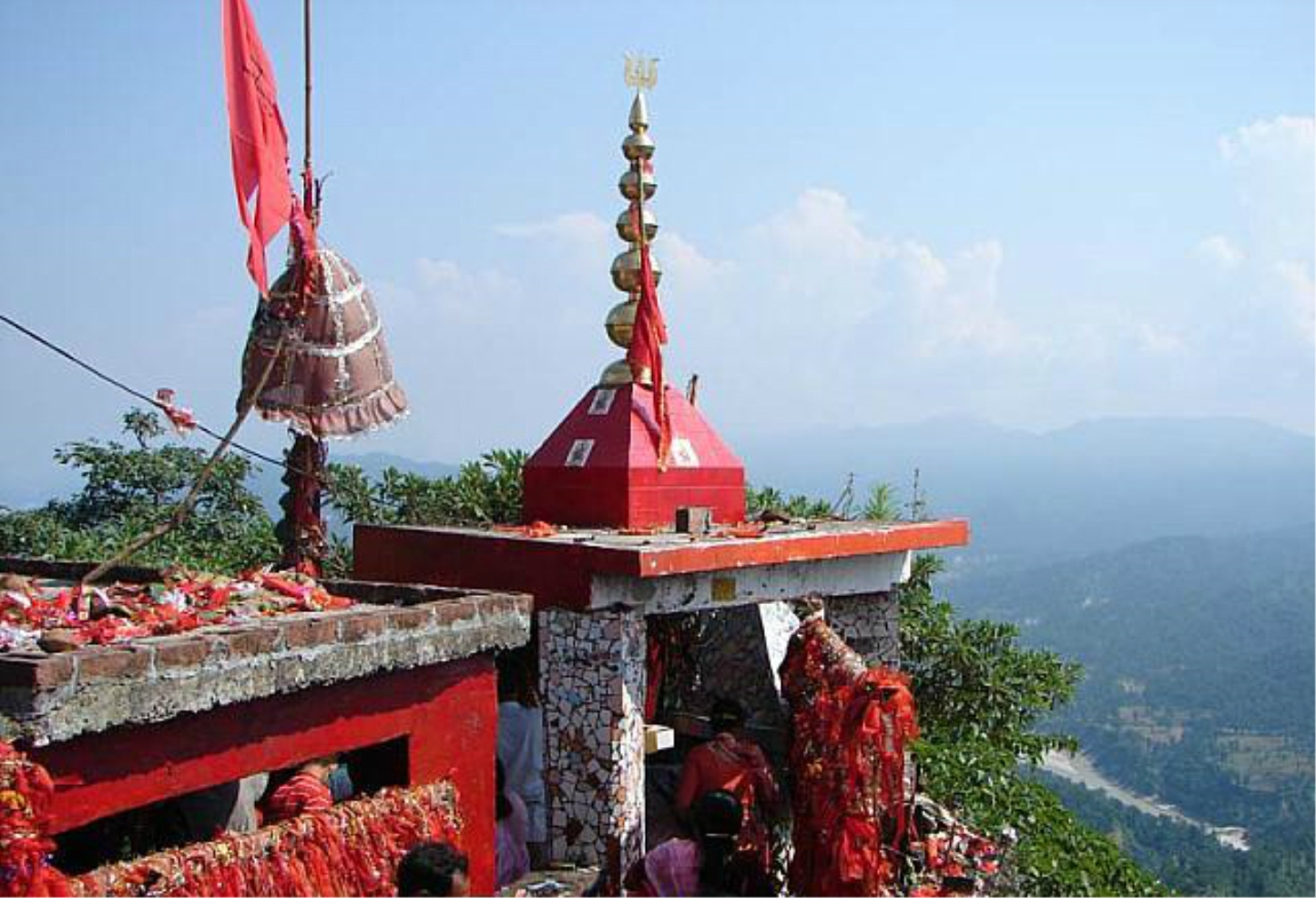 Purnagiri Devi Temple, Uttarakhand  IMAGES, GIF, ANIMATED GIF, WALLPAPER, STICKER FOR WHATSAPP & FACEBOOK