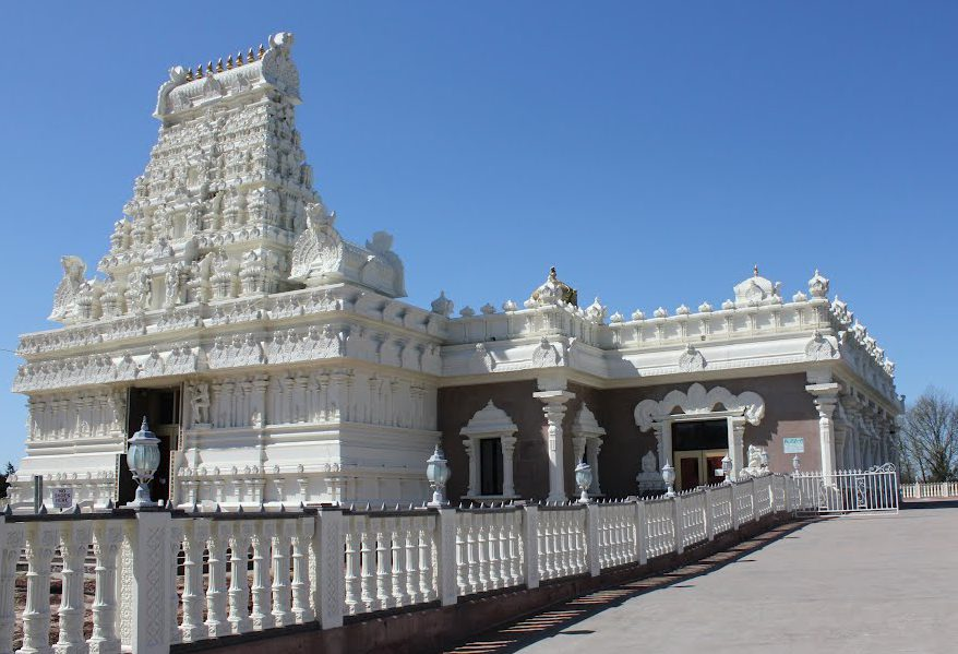 Bridgewater Sri Venkateswara Temple, New Jersey   Info, Timings
