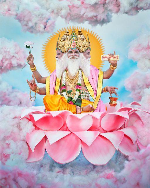 Brahma Kapalam - The Story of Lord Brahma Fifth Head