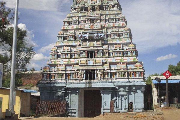 Brahma Sira Khanedeeshwarar Temple - Brahma Kapalam - The Story of Lord Brahma Fifth Head