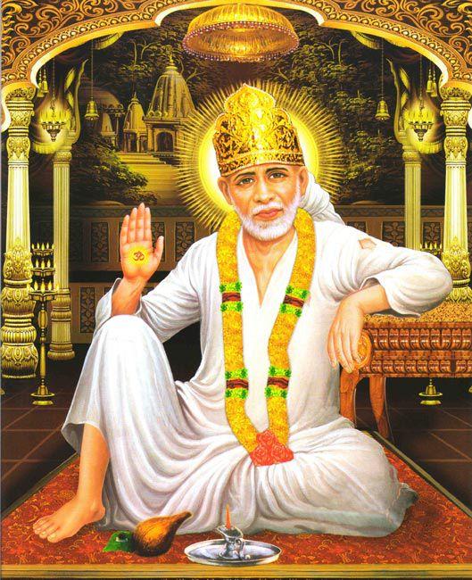 Shirdi Sai Baba - A Saint, Fakir and Satguru - TemplePurohit ...