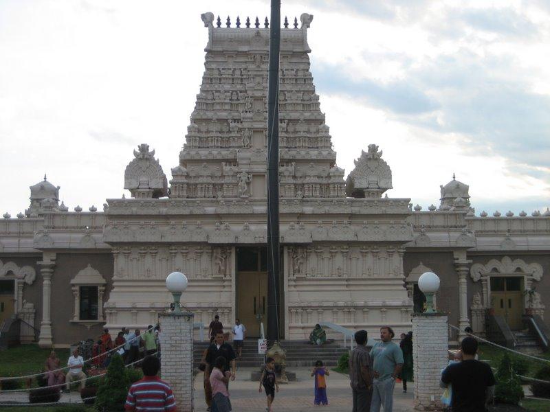 Sri Lakshmi Temple, Ashland