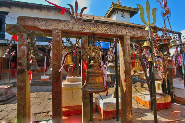 Why do we ring bells or ghanta in temples
