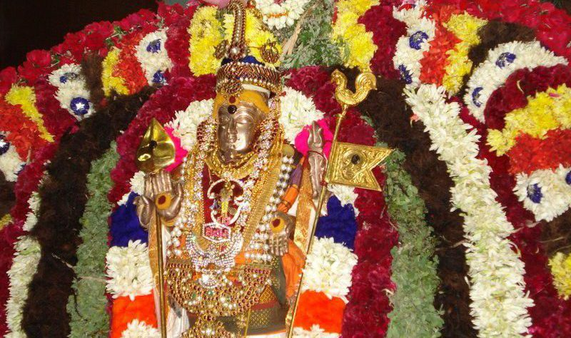 Thiruthani Muguran Temple