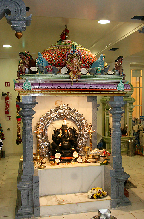 Ganesh Temple,Paris