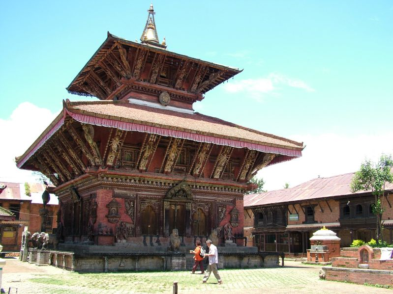 Changu Narayan Temple Kathmandu - 15 Oldest Temples of the World