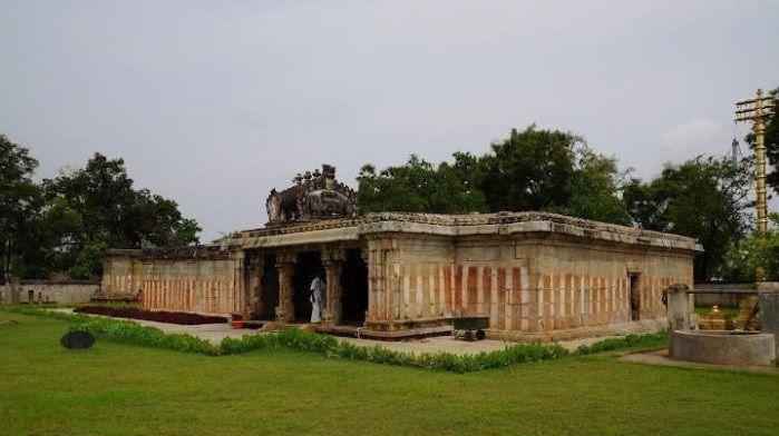 Gudimallam Temple