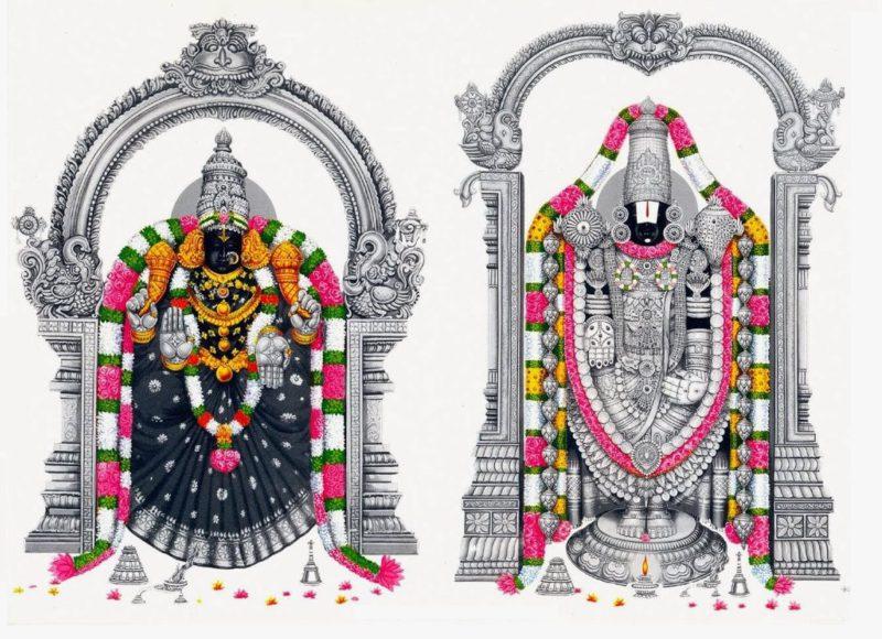 Story of Venkateswara, Padmavathi & Bibi Nancharamma