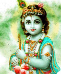 Pilgrimage exploring Lord Krishna childhood