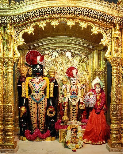 Shri Swaminarayan Mandir, Vadtal