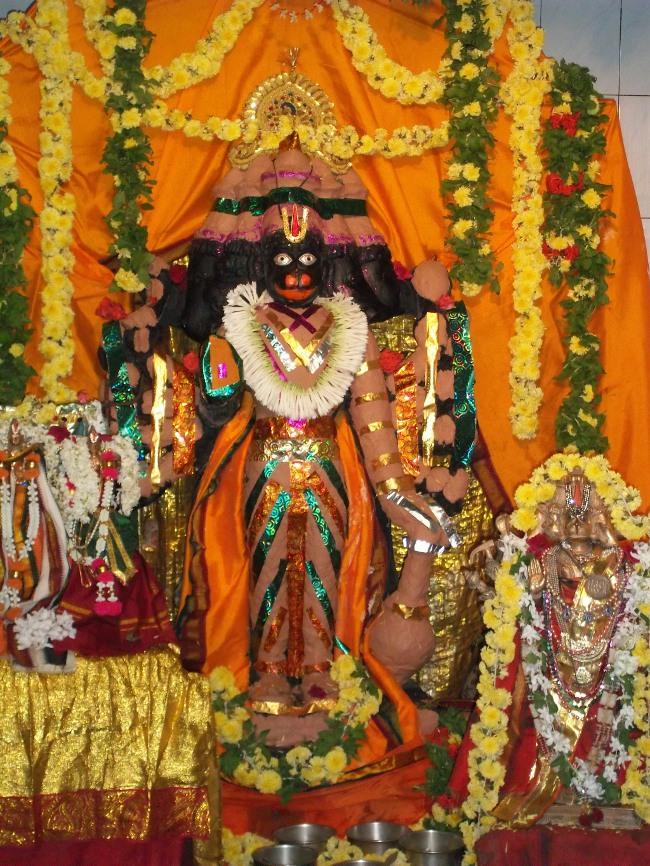 Sri Panchamuka Anjaneyar Temple, Chennai