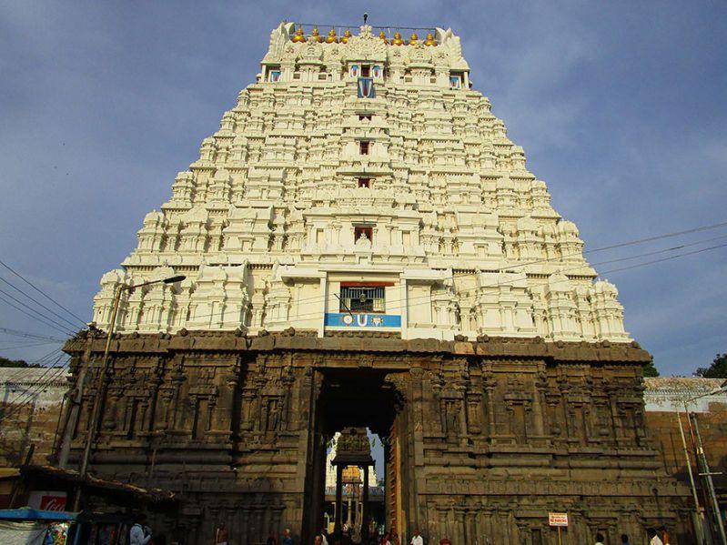 Sri Vardaraja Perumal Temple Kanchipuram