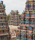 Tamil nadu temple Yatra – Mahabalipuram – Madurai – Thanjavur – Chennai – Meenakshi Temple