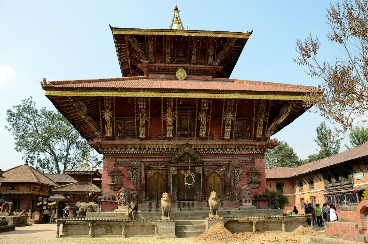 Changu Narayan Temple, Bhaktapur, Nepal