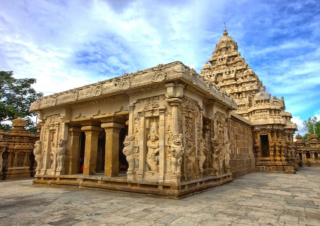 Kanchi Kailasanathar Temple