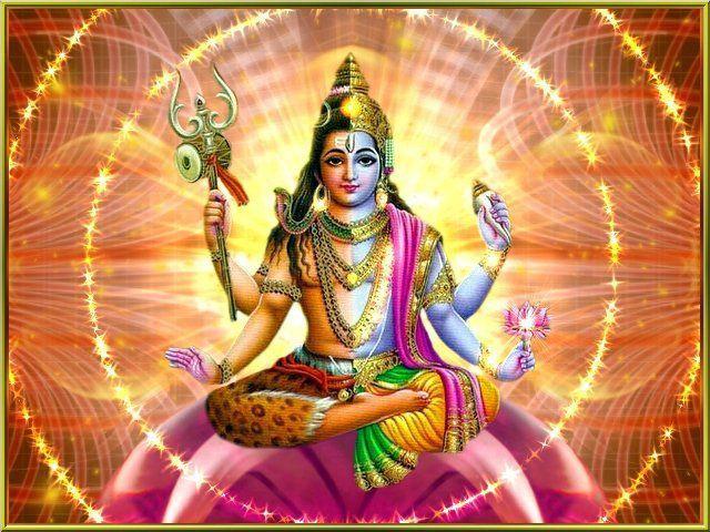 Shankaranarayana - The Combined Form of Shiva and Vishnu