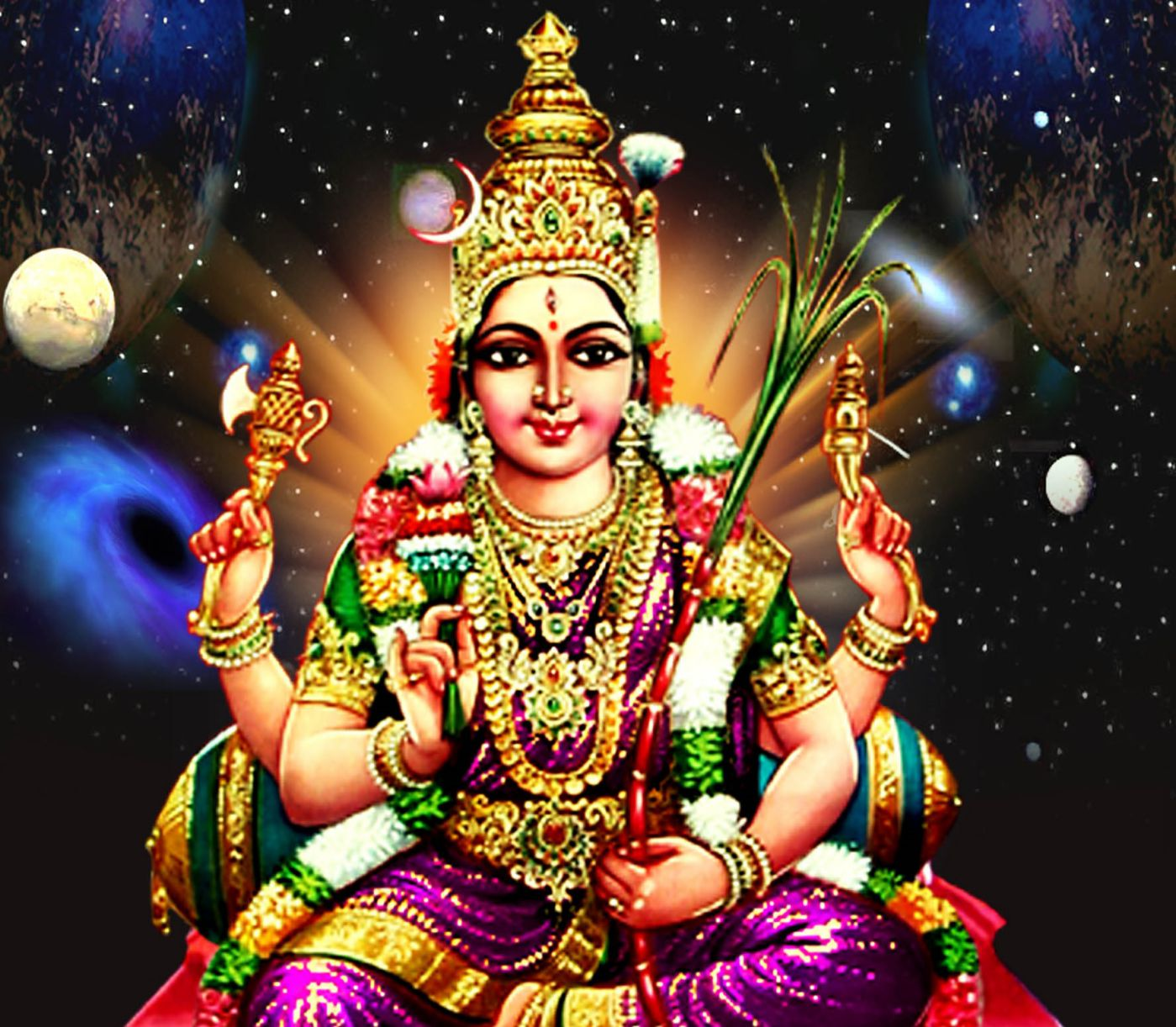 Sri Lalitha Sahasranamam - 1000 Names of Lalitha Devi from