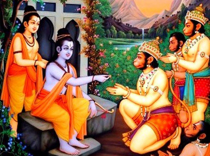 Kishkinda Kanda - 7 Kandas of Ramayana