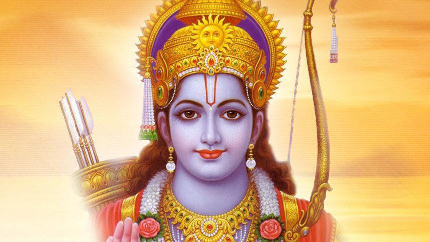 Lord Rama - The Human