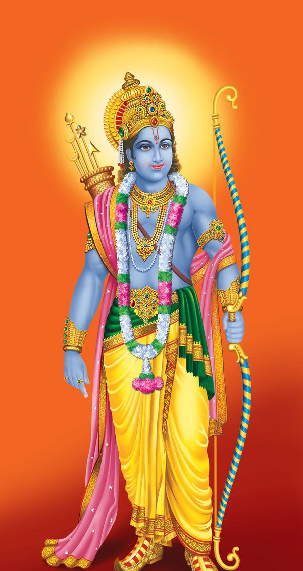Lord Rama - About the Ideal Avatar of Lord Vishnu