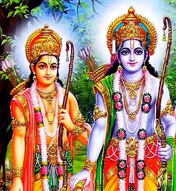 Lord Rama and Lakshamana - About the Ideal Avatar of Lord Vishnu