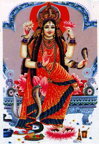 Manasa Devi - Bengal - Daughter of Shiva