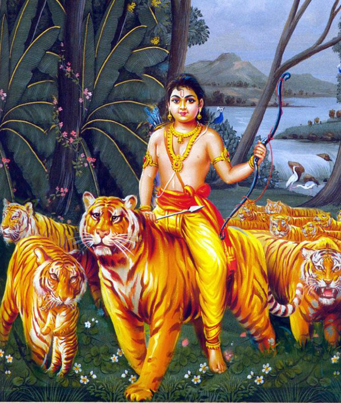 Lord Ayyappa - Birth, Story, Mantras and Temple Details