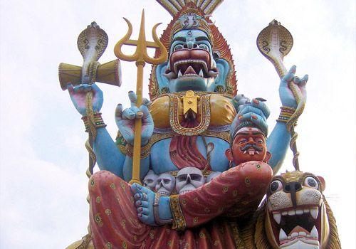 Sharabha - Shiva Avtar Who Liberated Lord Narasimha