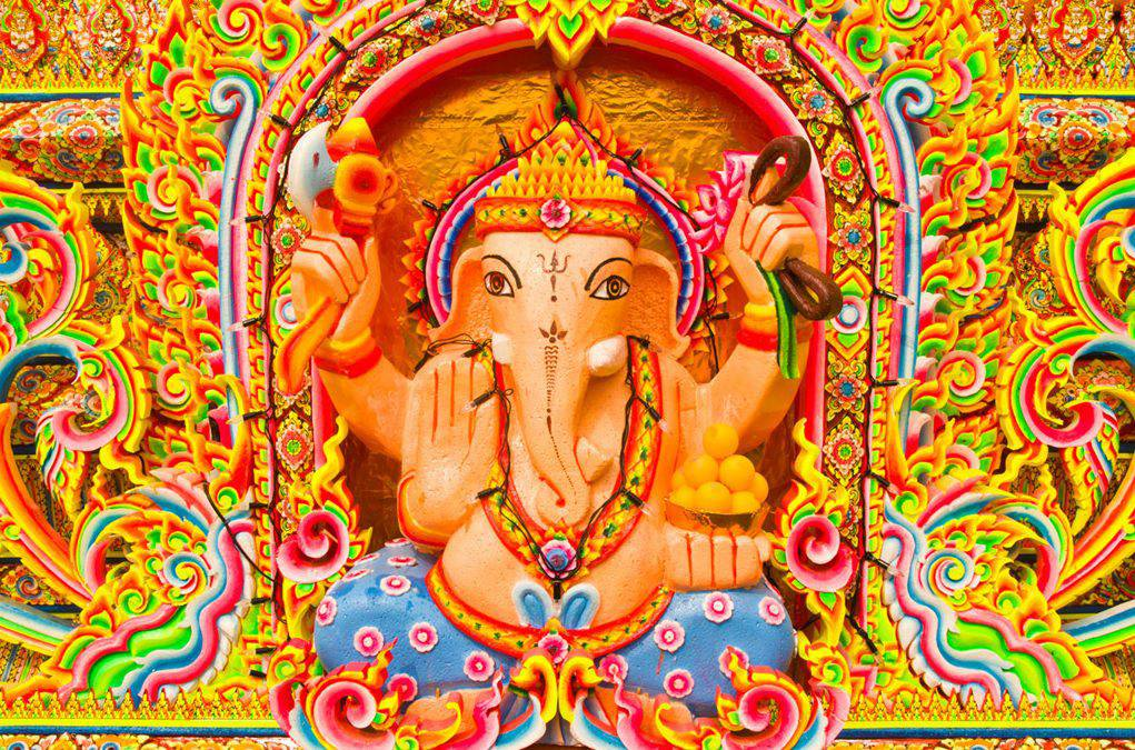 Powerful Ganesh Mantra - For Success, Removal of All Obstacles