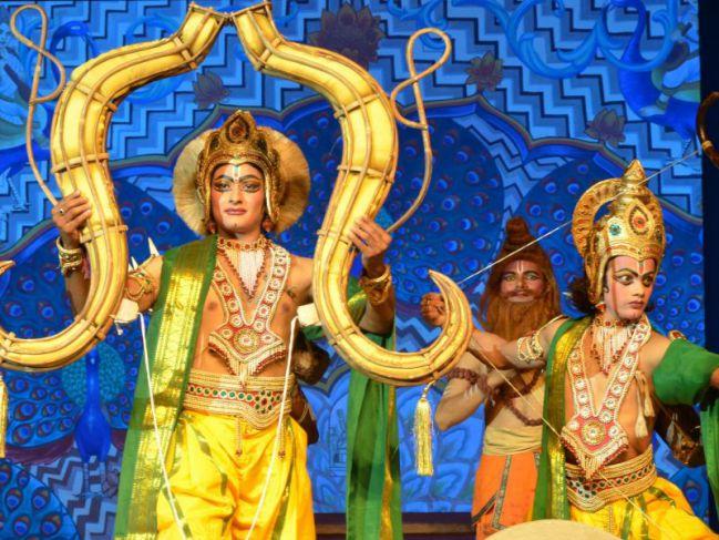 Ramlila - Stage Show by Bharatiya Kala Kendra