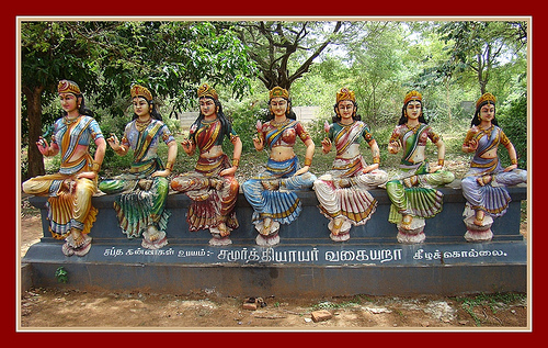 Sapta Matrika Mantra - 7 Forms of Goddess Shakti