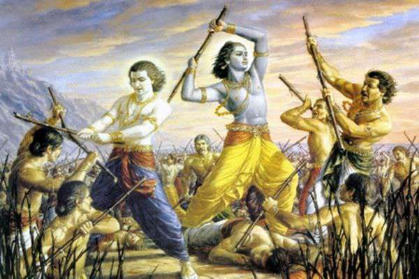 How Did Krishna Die? Krishna's Death Story and the demise of